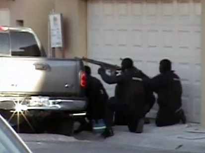VIDEO: Mexican Drug Wars Pose Terror Threat