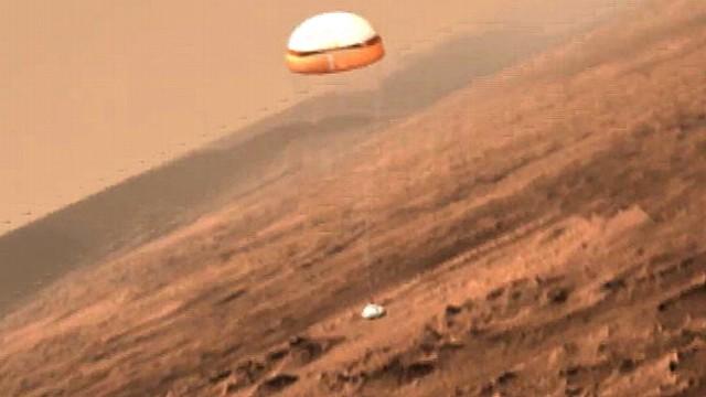 Will Mars Rover Landing Survive 7 Minutes of Terror?