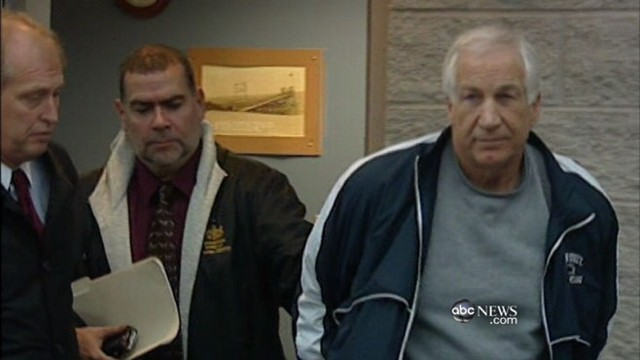 VIDEO: New charges of sexual abuse lead law enforcement to arrest the former coach.