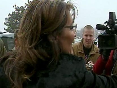 VIDEO:Does Palins Iowa Trip Point to 2012 Run?