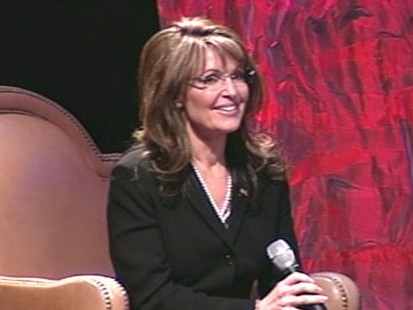 VIDEO:Is Sarah Palin Serious?