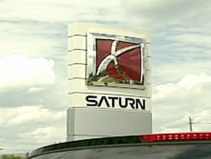 VIDEO: GM gets rid of Saturn