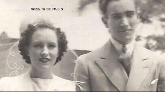 VIDEO: Fred Stobaugh penned a winning love song for his departed wife of 73 years.