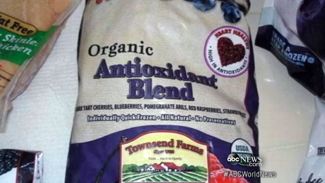 VIDEO:FDA investigating outbreak of Hepatitis A in Western states, linked to frozen organic berry mix.