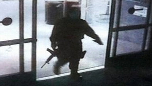 Santa Monica Rampage: Suspects Stash of Ammunition