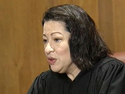 VIDEO: Judge Sotomayors Bronx Tale