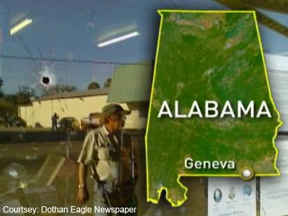 VIDEO: Shooting Rampage in Alabama