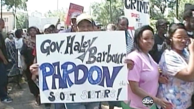 VIDEO: Mississippi Governor Haley Barbour makes the deal to save prisoner?s life.