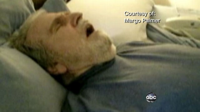 VIDEO: Sleep apnea, which interrupts regular breathing, raises cancer risk.