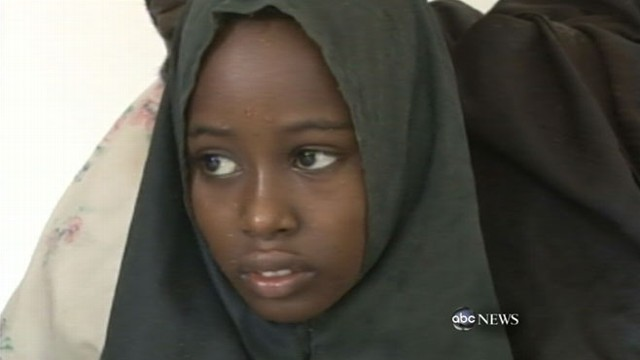 VIDEO: Famine drives families to the capital despite the dangers there.