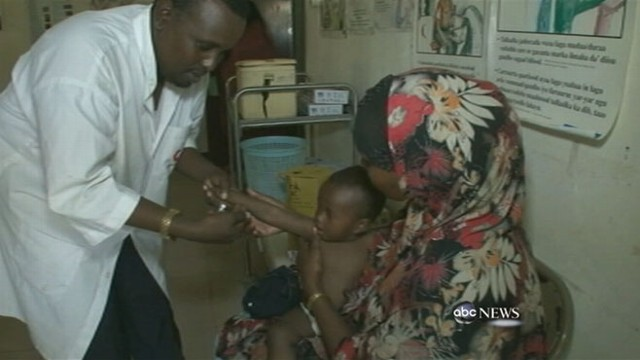 VIDEO: Second wave of disaster threatens East Africans already suffering from famine.