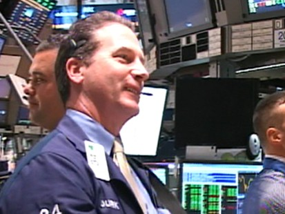 VIDEO: Dow rallies to 10,000