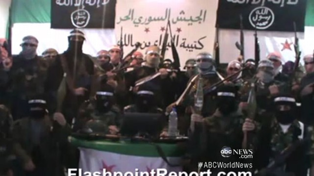 VIDEO: Foreign fighters join rebellion against Assads regime; suicide bombings increase.
