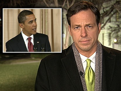 VIDEO: Obama Orders Gitmo Shutdown Jake Tapper