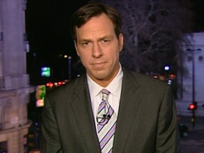 VIDEO: Jake Tapper on International Politics