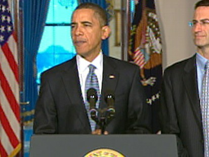 VIDEO: Obama delivers a budget with the largest amount of spending in U.S. history.