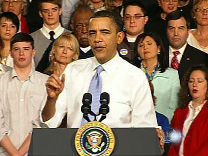 VIDEO: Obamas Final Push for Health Care Reform