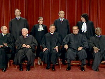VIDEO: The president will choose a successor for Justice John Paul Stevens.