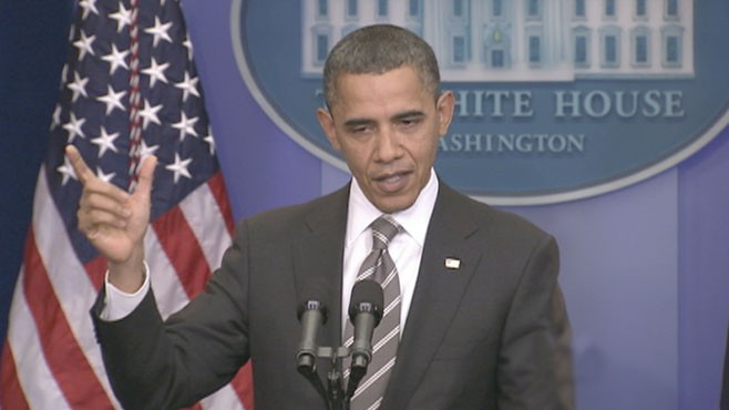 VIDEO: The president defends his tax cut deal at a White House news conference.