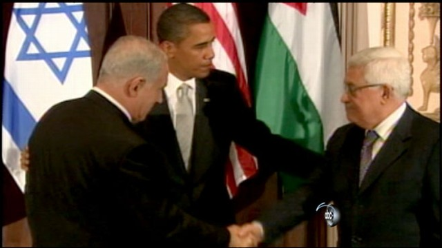 VIDEO: What was the presidents message for Israeli government?