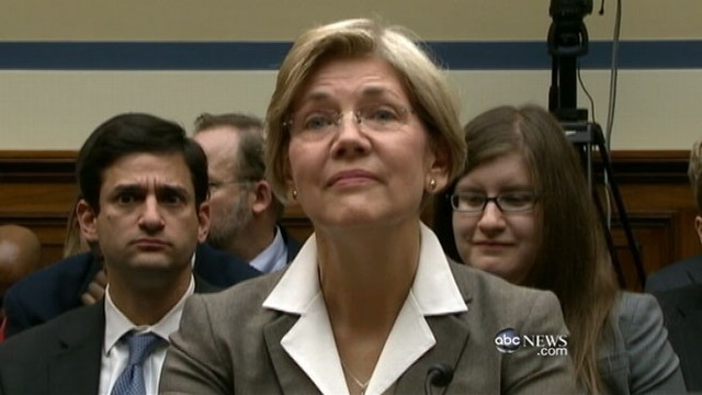 VIDEO: Consumer Financial Protection Bureau interim director not chosen to head it.