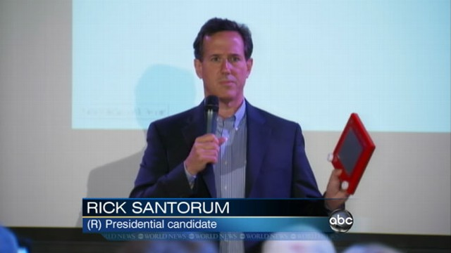 VIDEO: GOP frontrunners campaign stumbles following Illinois primary win.