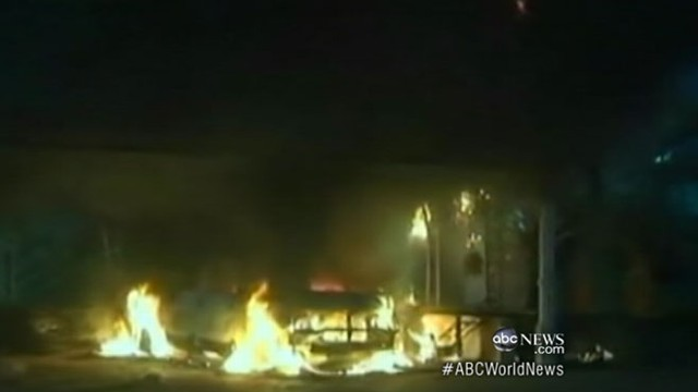 VIDEO: ABC News has evidence about a request for help the night Christopher Stevens died.