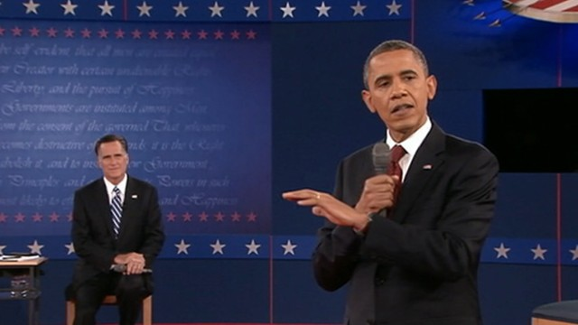 VIDEO: Jake Tapper discusses how the Obama campaign reworked debate strategy versus Mitt Romney.