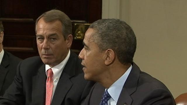 VIDEO: Jake Tapper on Washington budget negotiations.