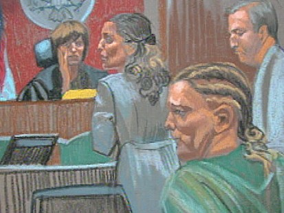 VIDEO: Miles apart, two American citizens face charges for conspiring with terrorists.