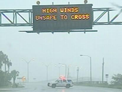 VIDEO: Hurricane Alex Closes in on Texas