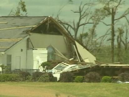 VIDEO: 58 Tornados Rip Through the South