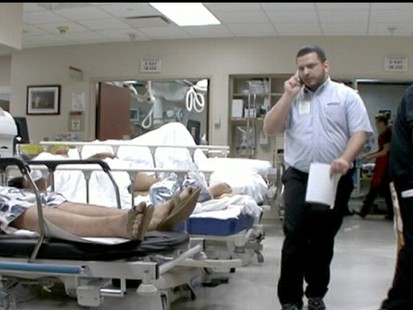 VIDEO: Busiest Trauma Center in the U.S.