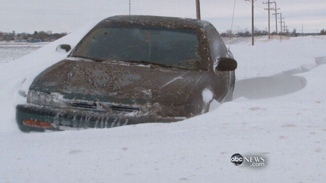 VIDEO: New storm headed for Denver could exacerbate Christmas traffic.