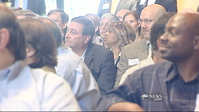 VIDEO: Jobless Americans seek to secure employment.