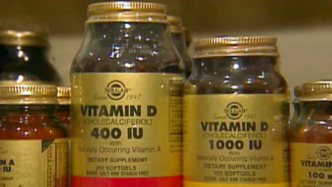 VIDEO: New report says Americans are already getting the vitamin D they need.