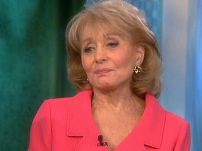 VIDEO: Barbara Walters Goes Under the Knife