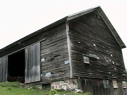 VIDEO: Preserving Americas Barns