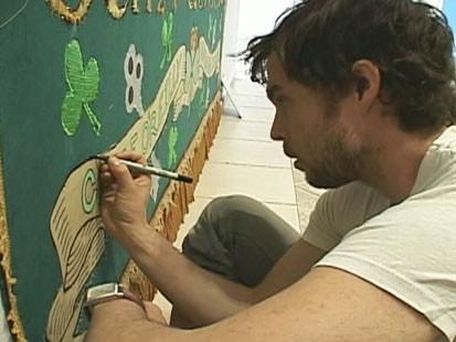 VIDEO: American artists in Cuba