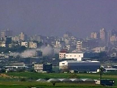 VIDEO: Gazas Three-Hour Truce