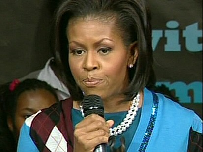 VIDEO: First Lady Frenzy