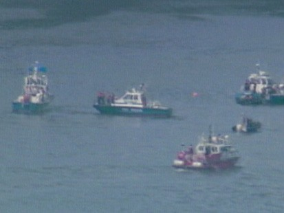 VIDEO: No Survivors in Hudson Crash