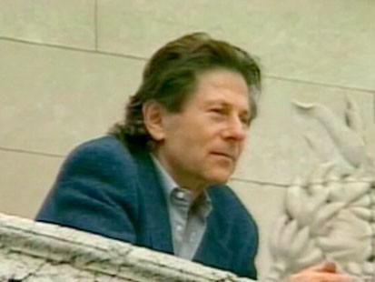 VIDEO: Director Roman Polanski