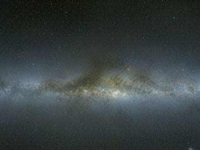 VIDEO: A Panoramic View of the Milky Way