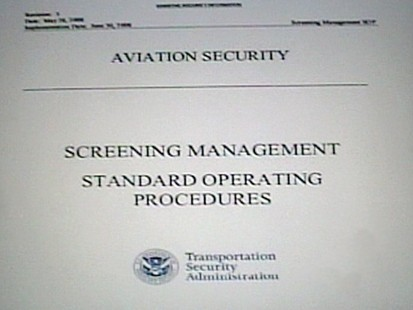 VIDEO: TSAs Embarrassing Breach