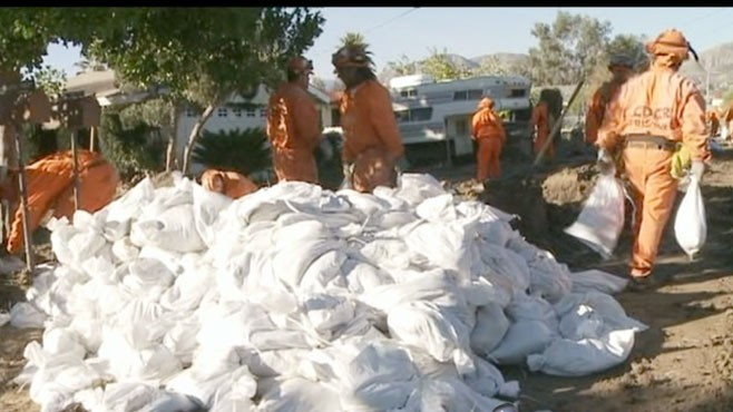 VIDEO: Communities still digging out of the mud need to brace for more.