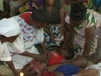 VIDEO: Child Witch Hunts in the Congo