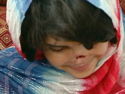 VIDEO: Meet a remarkable girl Diane Sawyer encountered on her trip to Afghanistan.