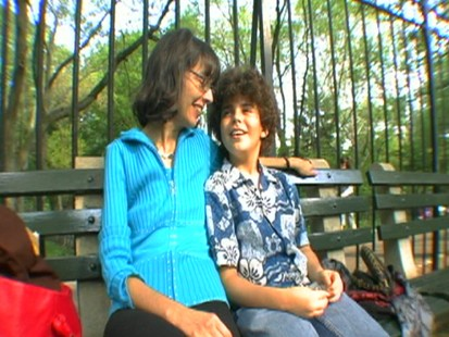 VIDEO: Lenore Skenazy and son Izzy