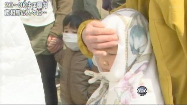 VIDEO: In the aftermath of the tsunami, Japan still struggles with nuclear plant.